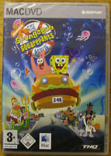 The Spongebob Squarepants Movie, Mac G4/G5 action adventure children's game NEW!
