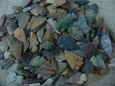 25 bulk arrowheads reproduction arrowhead bird points arts crafts jewelry stone