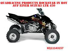 Quad racing décor suzuki ltr 450 rockstar Energy rouge la marchandise en stock