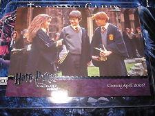 HARRY POTTER PROMO CARD N° 03 SORCERE'S STONE UPDATE SILVER LINE VHTF MINT