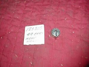 NOS MOPAR 1949 CHRYSLER HEADLIGHT DASH KNOB
