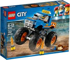 LEGO 60180 Monster Truck - CITY 6-12 Pz 192
