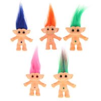 10cm Troll Troll Lucky Doll Leprocauns Doll Toy Party Favors Pencil Topper