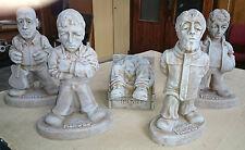 OASIS - definitely gnomey - gnomes - ltd edition set of five garden ornaments