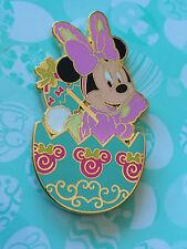 Disney TDL Easter Egg Minnie Mouse 'Disney's EASTER WONDERLAND 2010' Pin