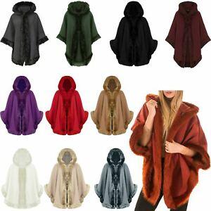 Womens Tops Cardigans For Women UK Faux Fur Shawl Coats For Women Ladies Tops