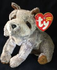 TY BEANIE BABIES TITAN THE GREAT DANE DOG RETIRED 17th AUGUST 2005 NEW