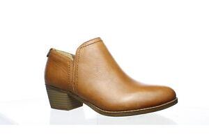 Naturalizer Womens Zarie Tan Booties Size 8.5 (1548552)