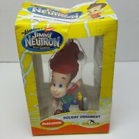 Jimmy Neutron Kurt Adler Nickelodeon Ornament Christmas Holiday