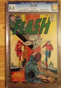 The Flash #123  CGC Universal Grade of 4.5