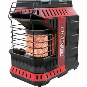 MR. HEATER 11,000 BTU Radiant BuddyFLEX Propane Heater F600100  - 1 Each