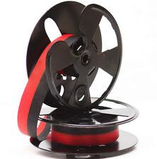 Metal Spools With Fresh Black Red Ribbon For Royal KMG KMM KHM Manual Typewriter