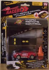 R/C Pocket Racers Micro Car ~ Bull ~ 4 Way Remote Control