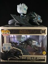 Funko Pop Rides Game of Thrones - 58 Night King & Icy Viserion Glows in the Dark