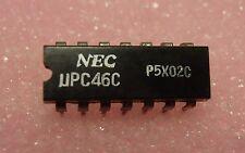 UPC46C / IC / DIP / 1 PIECE /  (qzty)