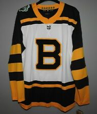 Authentic Adidas NHL Boston Bruins Winter Classic Hockey Jersey New Mens