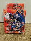 MISB Takara Transformers Car Robots C-025 Super Mach Alert