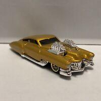 Hot Wheels Gold Evil Twin 1:64 Scale Diecast Toy Car Model Mattel