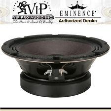"Eminence Beta-8A 8"" Pro Audio Woofer American Standard Series 225Watts 8-ohms DJ"