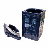 Doctor Who Tardis Cerámica Tarro de Galletas