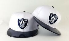 New Era Oakland Raiders snapback hat For Jordan 11 Midnight Navy