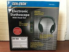 !!! ELECTRONIC STETHOSCOPE WITH HEAD SET !!! WORKING !!!