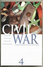 Civil War #4-2006 nm+ 9.6 Marvel Steve McNiven Standard cover Avengers