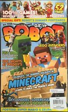 Robot Lego Avengers Mine Craft Skylanders September 2015 FREE SHIPPING