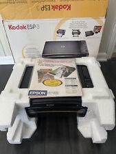 New Kodak ESP-3 Easyshare All In One Printer New In Box Complete Print Copy Scan