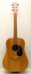 MARTIN DX1 Solid Spruce Top Acoustic Electric Guitar USA