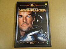 SPECIAL EDITION DVD BOX / JAMES BOND 007 - MOONRAKER