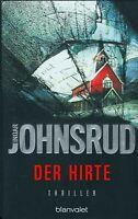 Johnsrud - DER HIRTE  Kriminal Thriller TB neu