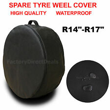 "R14""-R17""  SPARE TYRE COVER WHEEL PROTECTIVE TYRE BAG SPACE SAVER FOR ANY CAR 53"