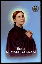 santino-holy card*S.GEMMA GALGANI