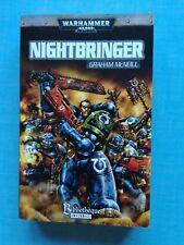 Nightbringer - Graham McNeill - Warhammer 40K - Bibliothèque Interdite