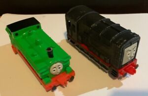 thomas the tank engine bundle. Diesel and Duck.