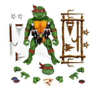 Teenage Mutant Ninja Turtles Super 7 Ultimates Raphael Version 2