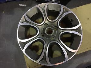 "Genuine Fiat 500 Punto Evo 16"" Inch Alloy Wheel 4stud 6j x16H2 et45 51842693"