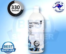 Dishwashing Rinse AID & Dry Clean Dish 330 Washes 1Lt  AU Made Same Day Shipping