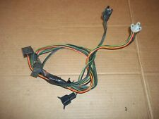 73-77 POWER ELECTRIC LOCK ACTUATOR LEFT RIGHT DOOR SWITCH WIRE HARNESS CONNECT