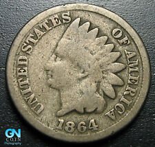 1864 CN Indian Head Cent Penny  --  MAKE US AN OFFER!  #P7243