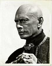 YUL BRYNNER THE LIGHT AT THE DGE OF THE WORLD ORIGINAL VINTAGE PORTRAIT STILL