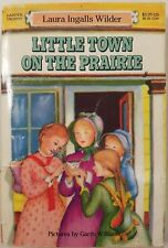 LITTLE TOWN ON THE PRAIRIE Laura Ingalls Wilder 1941 MADE IN THE USA
