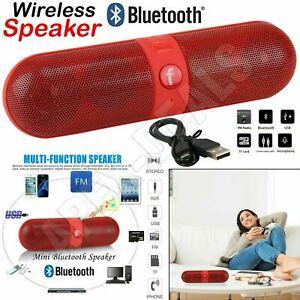 High Bass Bluetooth Speakers Portable Ultra Loud Wireless Speaker Outdoor/Indoor