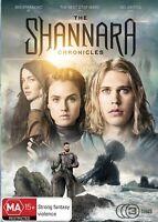 The Shannara Chronicles Season 1 : NEW DVD