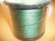 bobina filo trecciato pesca spectra dyneema 80 libbre 1375 mt- 0,45 mm -verde