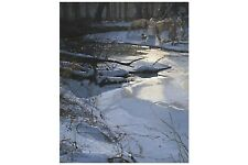 John Buxton - Breaking Camp at Turtle Creek - Signed Giclee Canvas Ltd Ed - MINT