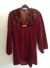Unbranded Velvet Vintage Coats & Jackets for Women