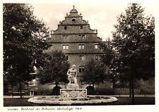 Giessen, Denkmal des Verbandes ehemaliger 116er, Regiment, ca. 50er Jahre