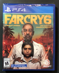 Far Cry 6 (PS4) NEW